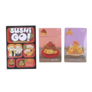 🚚 CHEAP Sushi Go Card Game