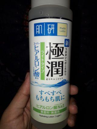 Hada Labo Hydrating Lotion Light