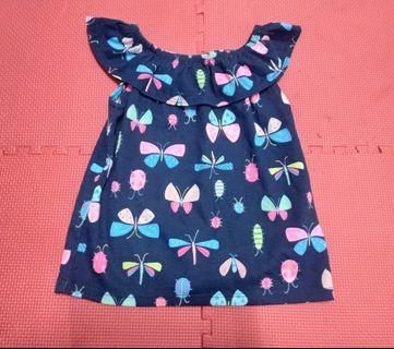 Dress bayi jumping beans original