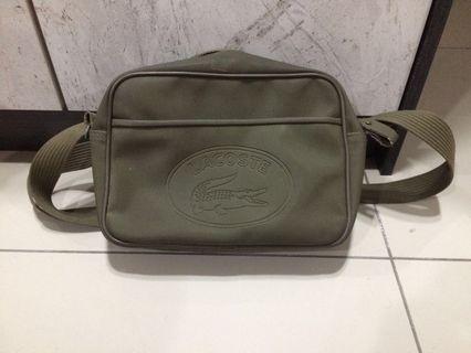 Og Lacoste Sling Bag