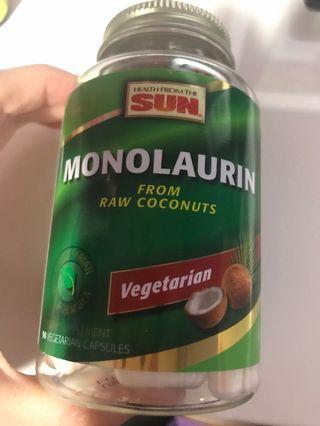 🚚 Monolaurin supplement