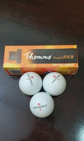 Golf Balls Thommo