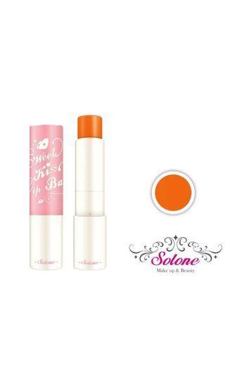 🆕️Solone Sweet Kiss Moisturizing Tinted Lip Balm 3.8g