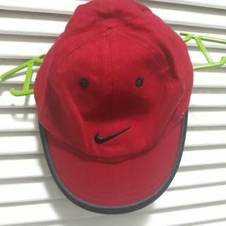 Nike Red Hat (Used once)