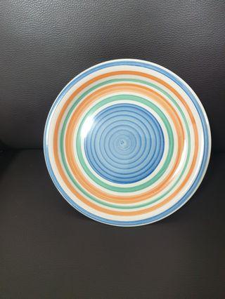 (BN) Glass plate