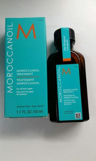 🚚 【可議價】Moroccanoil 摩洛哥優油 護髮油 50ml