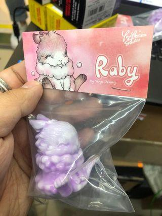 Baby Raby by yoyo yeung 兔