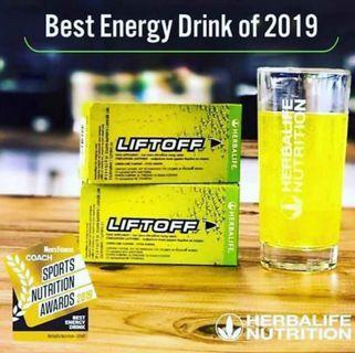 豐富維他命B 能量飲品
