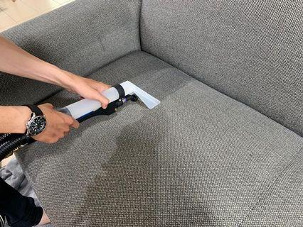 Upholstery Extraction Cleaning