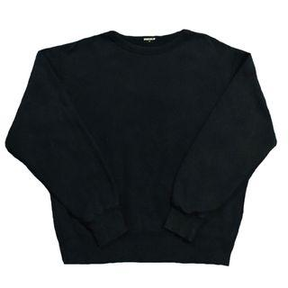 Uniqlo Navy Crewneck Sweater