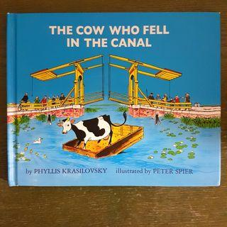 🚚 THE COW WHO FELL IN THE CANAL STORY BOOK