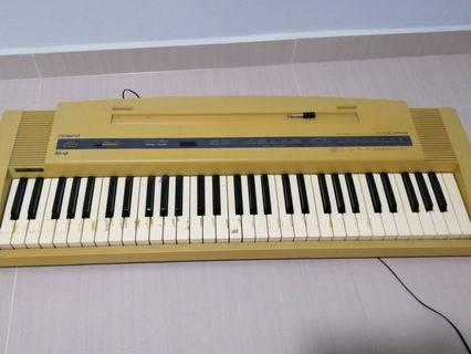 Roland Sound Canvas Keyboard