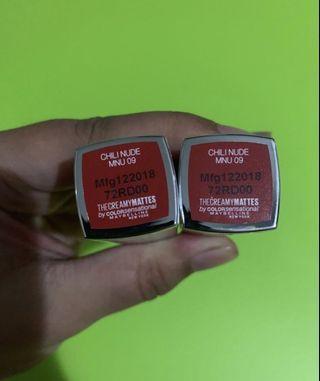 🚚 BN Maybelline Lipstick