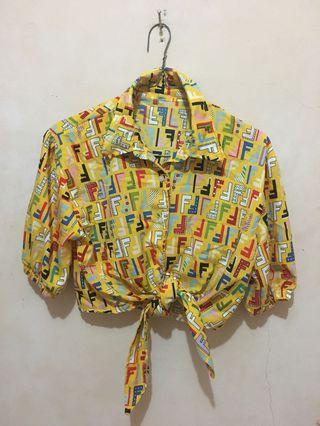 Vintage shirt/kemeja vintage/jaket vintage thrift
