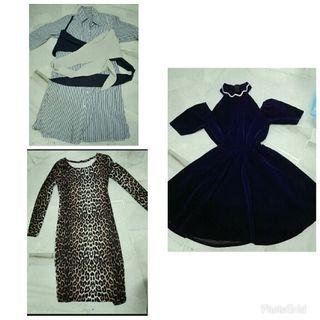#CherasLM REDUCED! 3 Beautiful Dresses