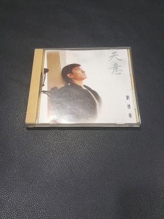 Chinese Music CD: 1994 Andy Lau cd.
