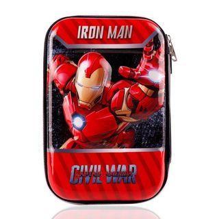3D Marvel Avengers Civil War Big Case