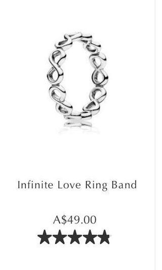 Pandora infinity size 50