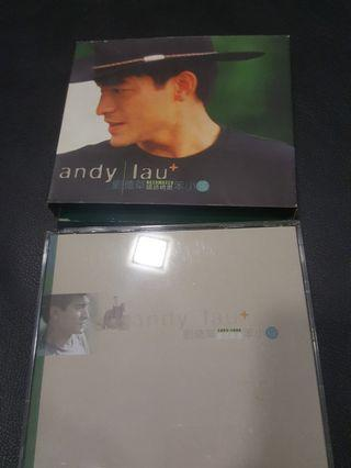 1993-1998 Andy Lau double cd.