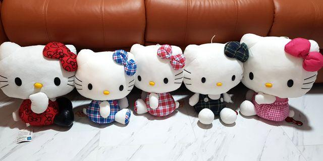 (INSTOCK) Sanrio Hello Kitty Plush - 5 Designs