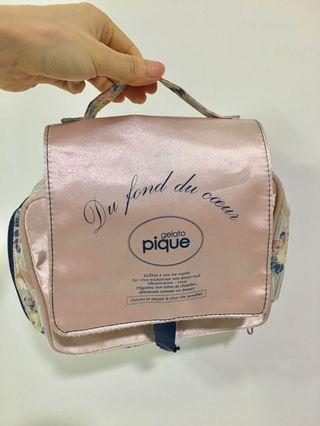 """gelato pique""Cosmetic Bag/travel bag"