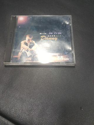 Chinese Music CD: 1993 The Late Danny Chan.