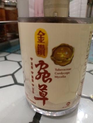 草姬Herbs 金鑽蟲草, 氣順,養血,保腦 60 粒