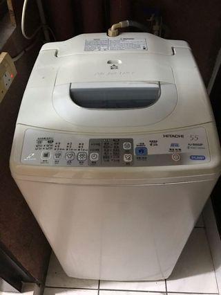日立洗衣機