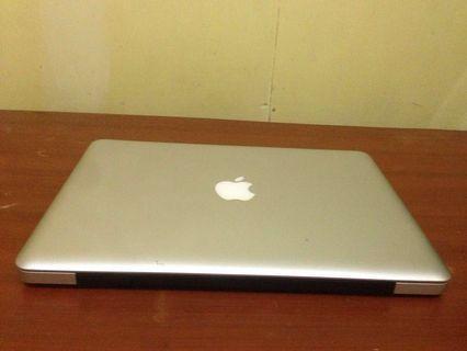 Macbook pro 13inc Late 2011