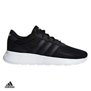 [NEW] Adidas Running Womens Sepatu Lite Black