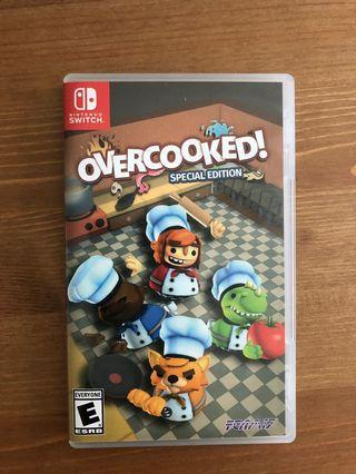 Switch overcook
