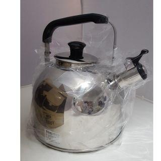 Zebra Smart Whistle Kettle 5Litres BNIB