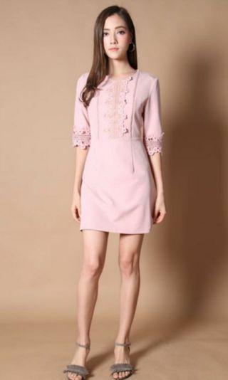 🚚 The Stage Walk TSW Daisy Crochet Pink Sz M #MRTRaffles