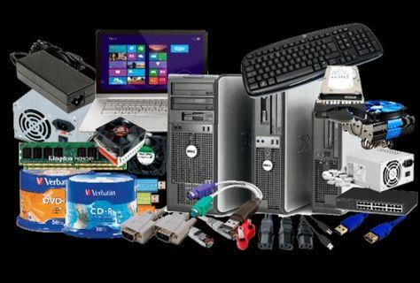Various computer accessories
