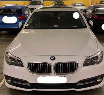 BMW 520I (1997cc) 2014 (#new0501)