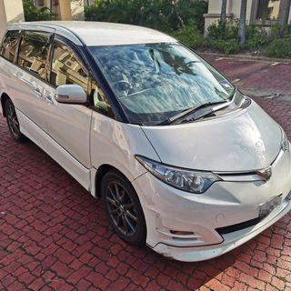 MPV Toyota ESTIMA 3.5 AERAS S-PACKAGE 4WD
