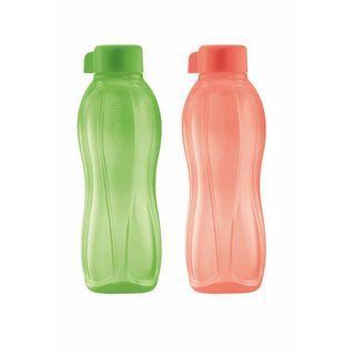 🚚 Tupperware Eco Bottle 500ml Honeydew