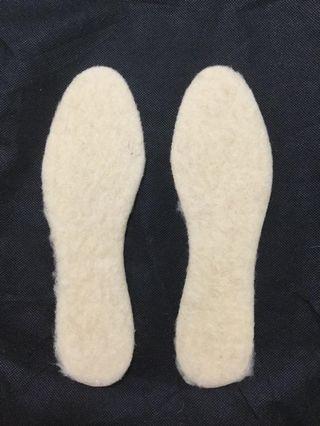 德國100%羊毛鞋墊