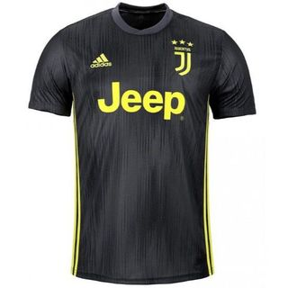 28b2b6ae888 18 19 Top Quality Juventus Away Jersey