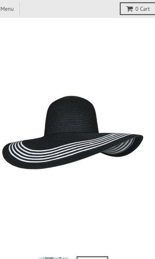Morgan and Taylor Avery Floppy Hat