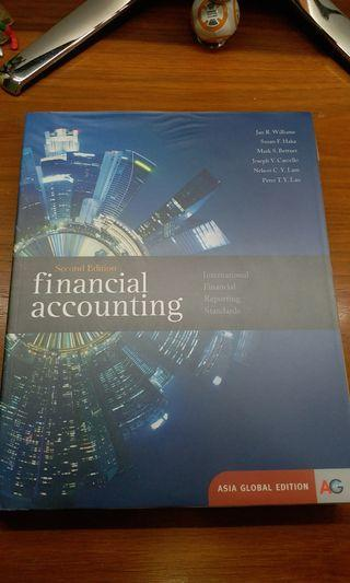 Financial Accounting(Second Edition)