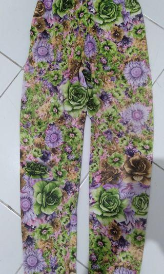 Celana Bunga