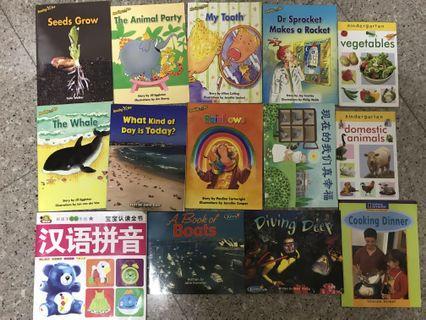 🚚 Reading Bees, 童童,幼幼系列