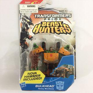 Transformers Prime Beast Hunters Bulkhead