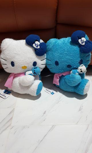 (INSTOCK) Sanrio Blue Hello Kitty - Exclusive Edition
