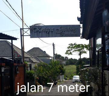 Rumah minimalis di Dalung