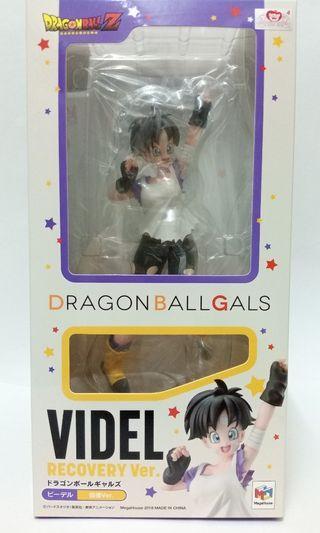 Dragon Ball 龍珠 Dragon Ball Gals Videl 比迪麗 Recovery Ver. Figure Megahouse#MTRssp