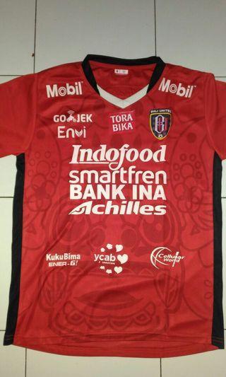 Jersey Grade Ori Home Bali United 2017/2018