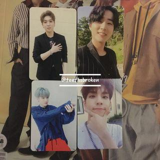 DAY6 SHOOT ME PHOTOCARD