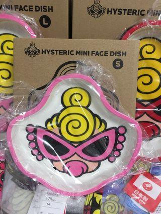 HYSTERIC MINI Face Dish (S)